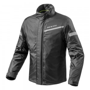 REV'IT Cyclone 2 H2O Rain Jacket - Black