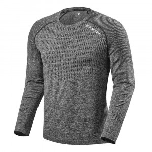 REV'IT Airborne LS Base Layer Shirt - Dark Grey