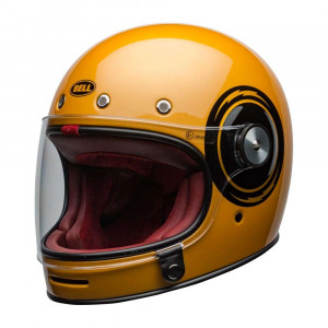 Bell Bullitt Deluxe Helmet - Bolt Gloss Yellow / Black