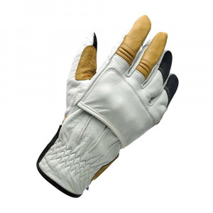 Biltwell Belden Gloves - Cement