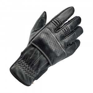 Biltwell Borrego Gloves - Black / Cement