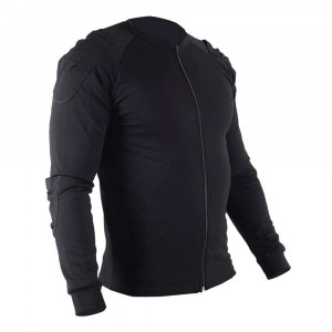 Bowtex Elite Dyneema Unisex Zip Shirt - Black