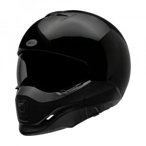 Bell Broozer Helmet - Solid Gloss Black