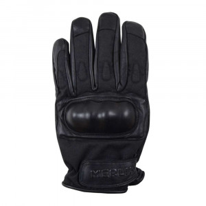 Merlin Ranton Wax Cotton Gloves - Black