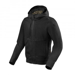 REV'IT Stealth 2 Hoodie - Black