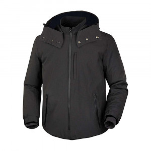 Tucano Urbano Isola Jacket - Black