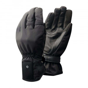 Tucano Urbano Wagner Leather Gloves - Black