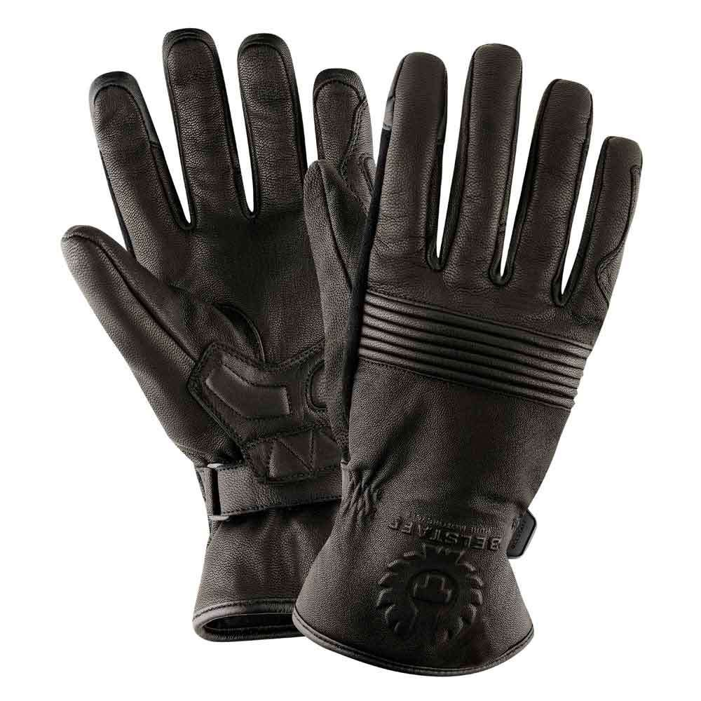 Belstaff Cairn Gloves - Black