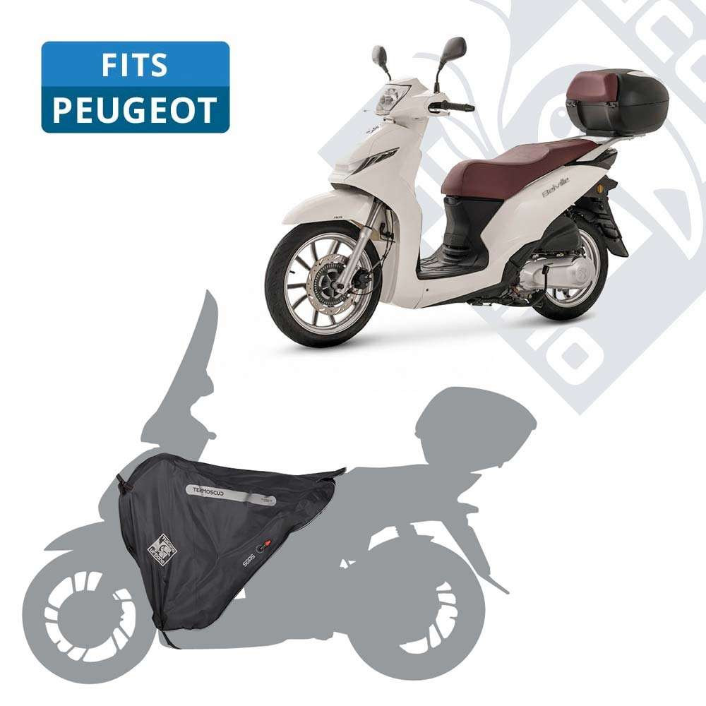 Tucano Urbano Termoscud R191X - Peugeot Belville 125/200 from 2017