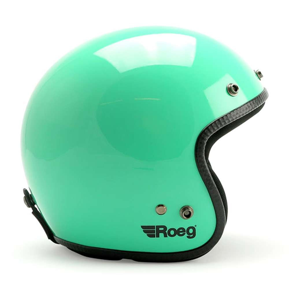 Roeg Jett Helmet - Dusty Jade Gloss