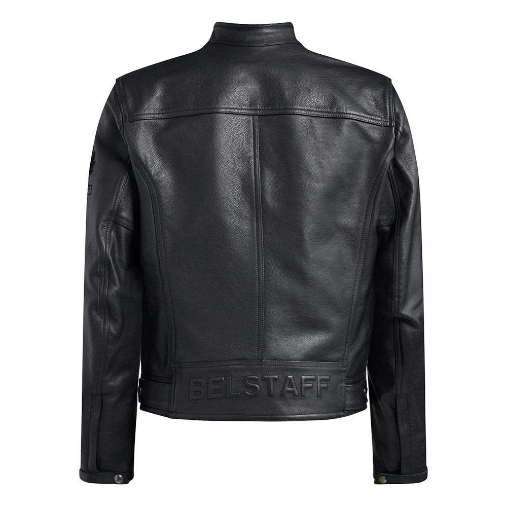 Belstaff Slider Leather Jacket - Black