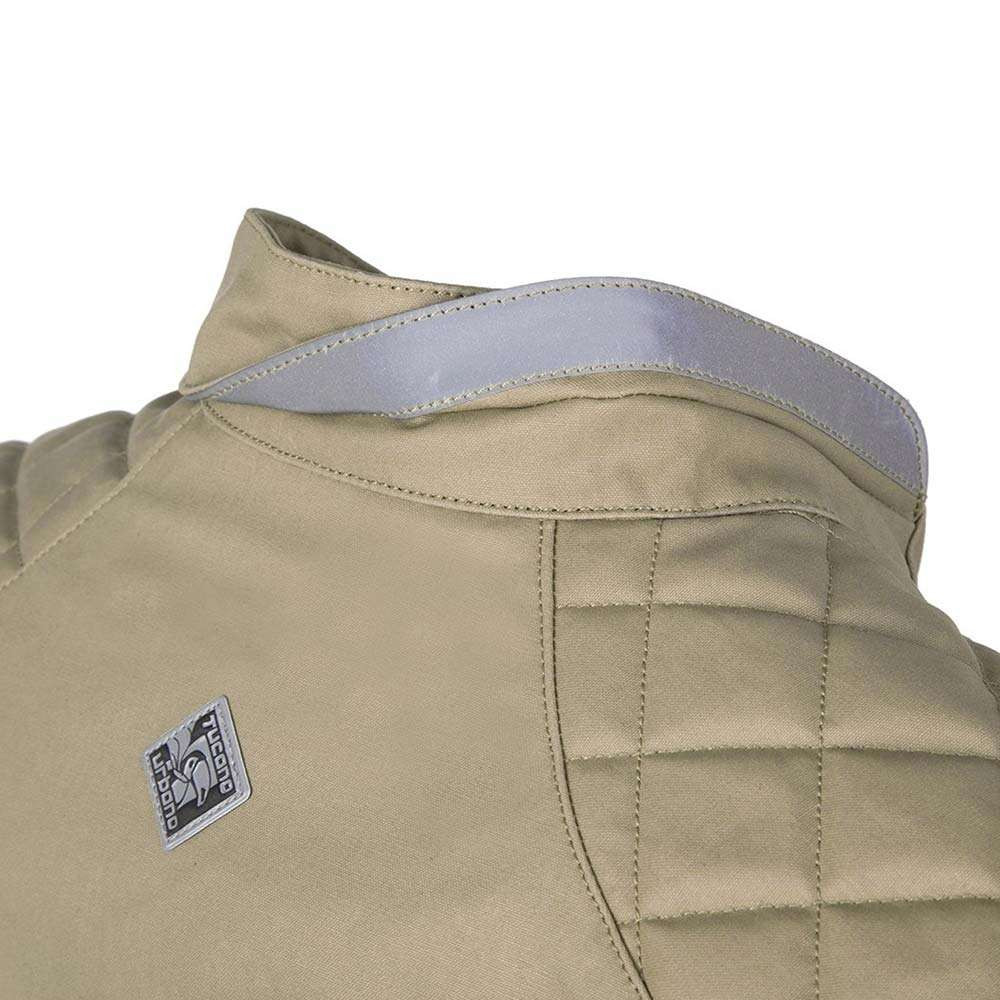 Tucano Urbano Pol 2G Wax Cotton Jacket - Khaki