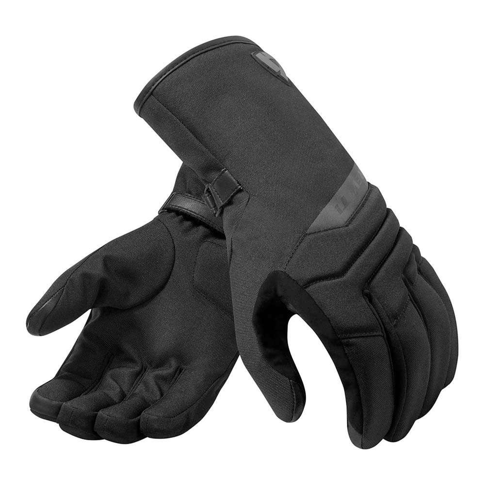 REV'IT Upton H2O Gloves - Black