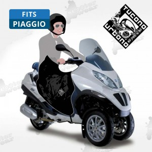 Tucano Urbano Termoscud R062WX - Piaggio MP3 (Touring, 400 LT, 500 Sport, 500 Business) From 2014