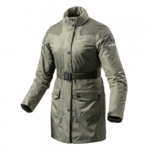 REV'IT Topaz H2O Ladies Rain Jacket - Olive