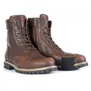 Stylmartin Ace Motorcycle Boots - Brown