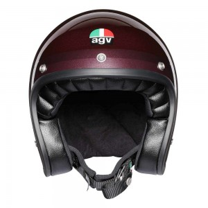 AGV X70 Trofeo Helmet - Purple / Red