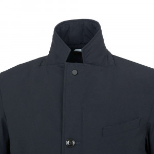 Tucano Urbano Barry Waterproof Blazer - Dark Blue