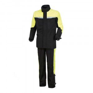 Tucano Urbano Diluvio Pro Set - Black / Yellow