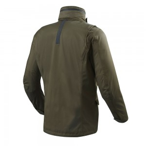 REV'IT Field Jacket - Dark Green