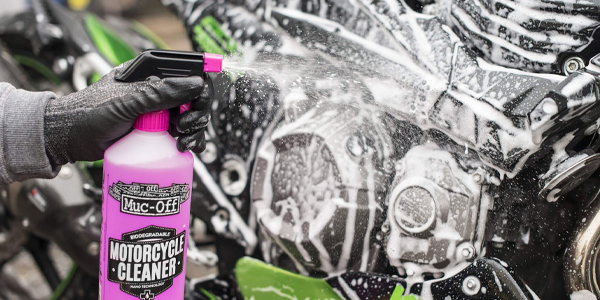 MUC-OFF Motorcycle cleaning products
