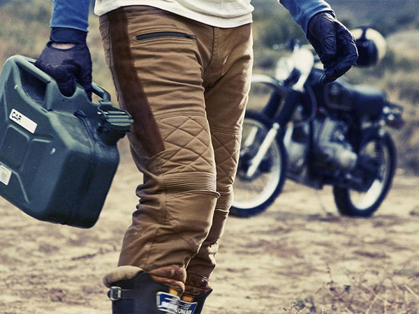 Fuel motorcycles fuel sergeant sahara motorcycle trousers protective motorcycle jeans