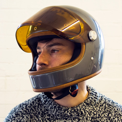 Full Face Helmets Driver