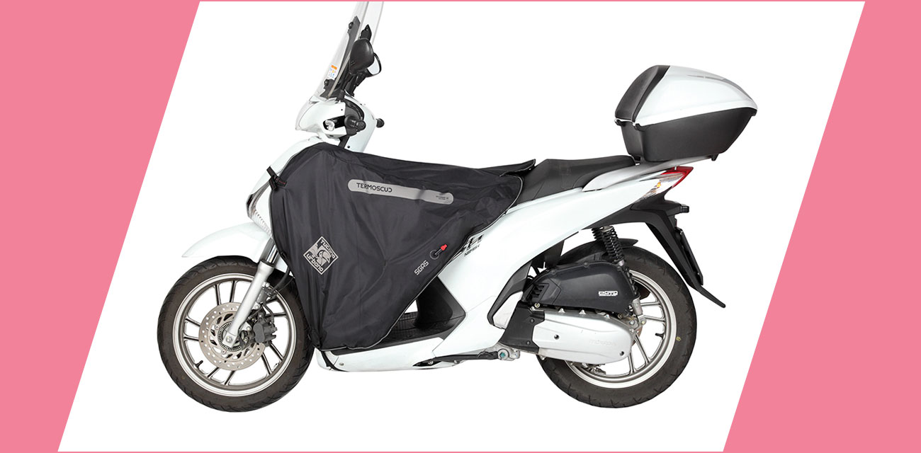 Honda SH125 up to 2016 Scooter Leg Covers