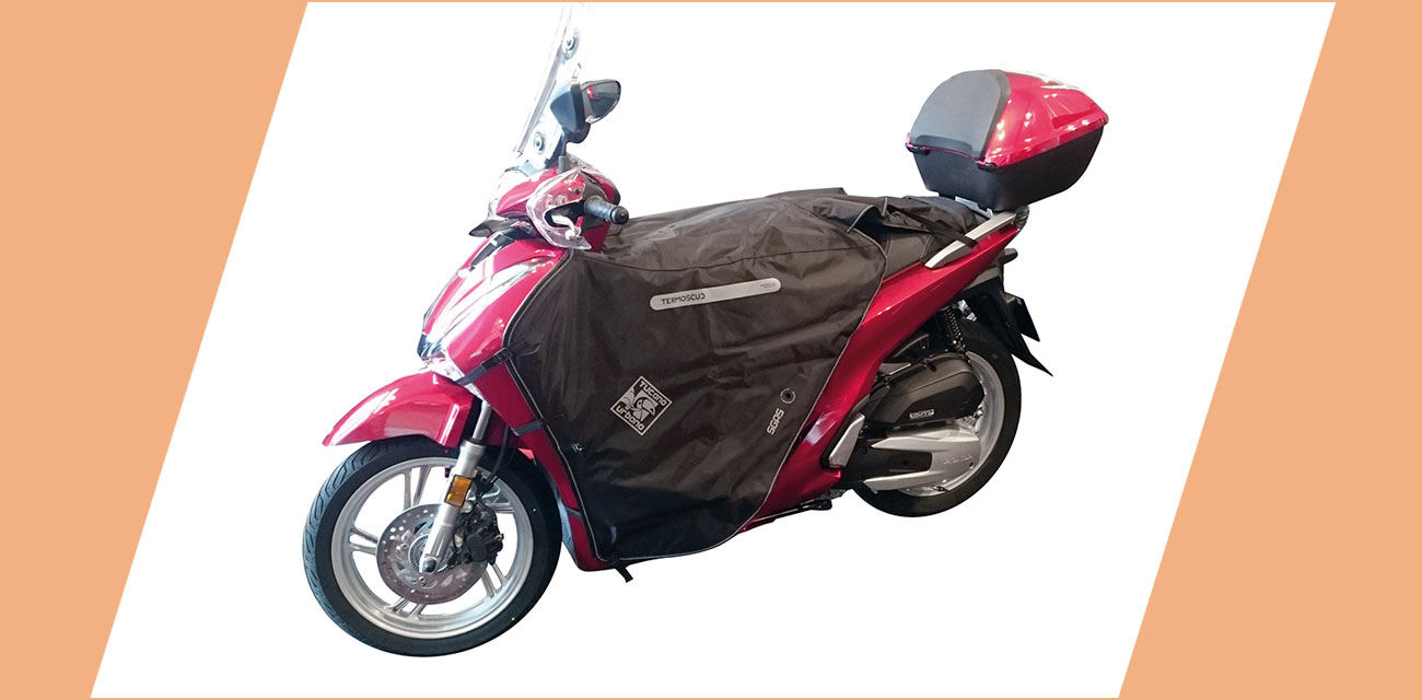 Honda SH125 from 2017 Scooter Leg Covers