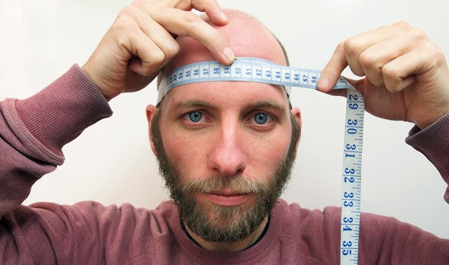 Measuring Head Image