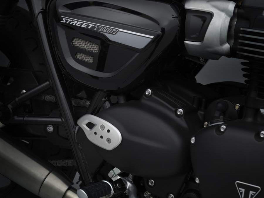 Triumph Gold Line Street Twin New for 2021