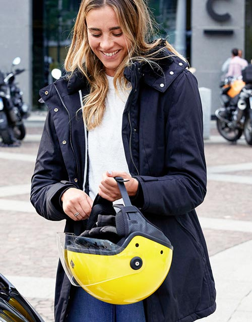 Womens Scooter Jackets